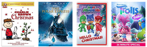 Animated Christmas movies copy
