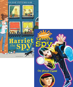 Harriet the Spy movie and book
