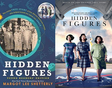 Hidden Figures book and movie