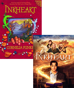 Inkheart movie and book
