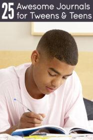 Journals for Teens and Tweens