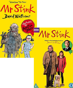 Mr Stink book and movie