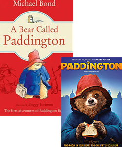 Paddington movie and book