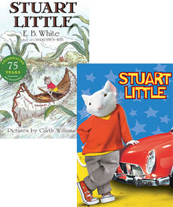 Stuart Little movie book