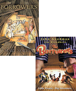 The Borrowers movie and book