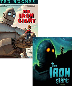 The Iron Giant book and movie
