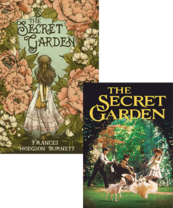 The Secret Garden movie and book