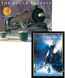 The Polar Express book and movie