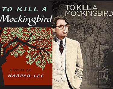 To Kill a Mockingbird book and Movie