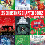25 Christmas Chapter Books for 8 to 12 Year Olds