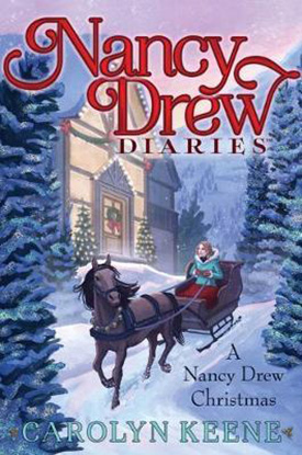 A Nancy Drew Christmas Chapter Book