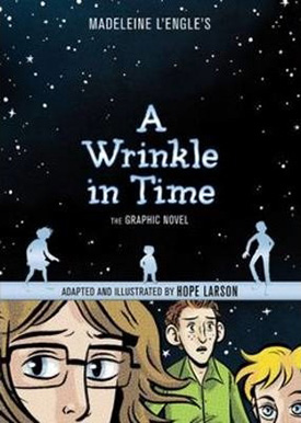 A Wrinkle in Time Graphic Novel for Kids