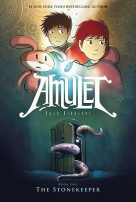 Amulet graphic novel