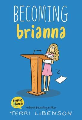Becoming Brianna graphic novel