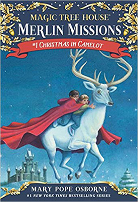 Christmas in Camelot Chapter Book