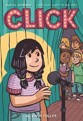 Click graphic novel