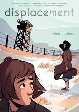 Displacement new graphic novels
