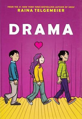 Drama graphic novel