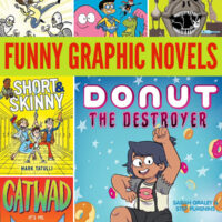 Funny Graphic Novels for Kids