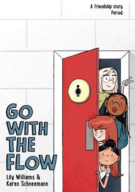 Go With the Flow new graphic novels 2020