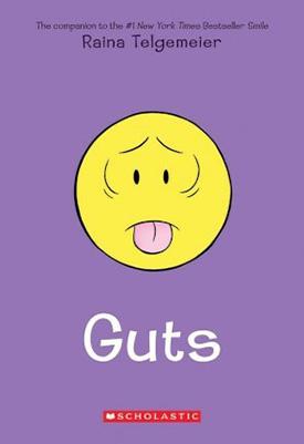 Guts graphic novels