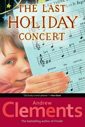 Holiday Concert Christmas Chapter Book