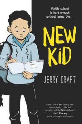 New Kid graphic novel