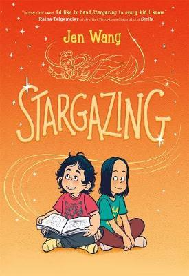 Stargazing graphic novel