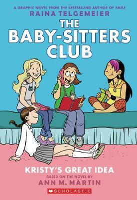 The Baby Sitters Club graphic novel
