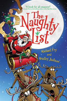 The Naughty List CHristmas Chapter Books