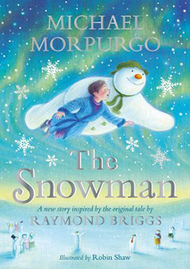 The Snowman chapter book
