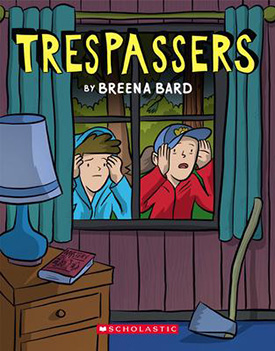 Trespassers Graphic Novel