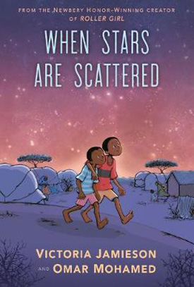 When Stars are Scattered Graphic Novel