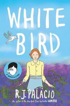 White Bird graphic novel