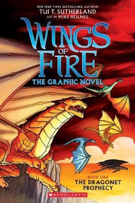 Wings of Fire graphic novels