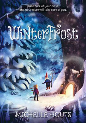 WinterFrost Christmas chapter book