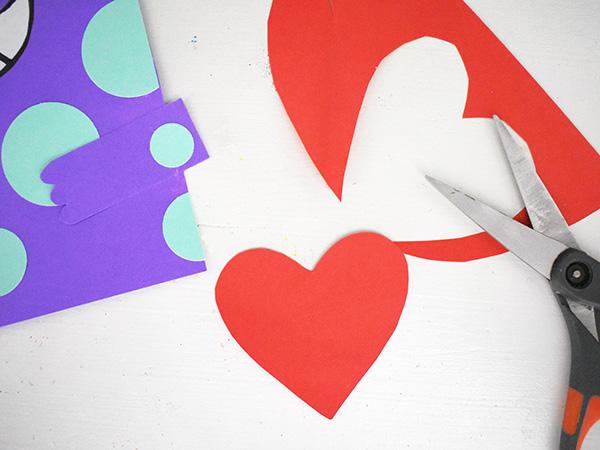 Love Monster Card DIY