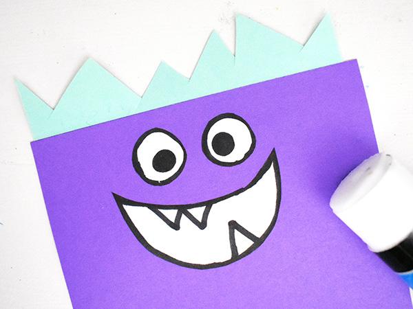 Love Monster Card tutorial