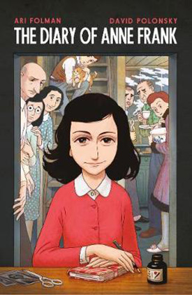 Anne Frank's Diary Graphic Novel