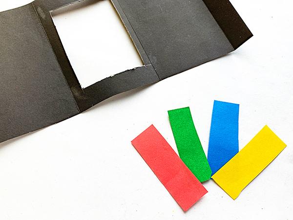Christmas Paper Luminary Craft