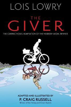 The Giver Graphic Novel