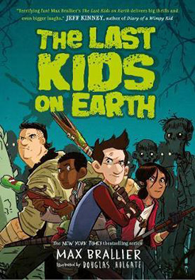 The Last Kids on Earth series