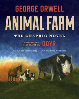Animal Farm graphic novel adaptation