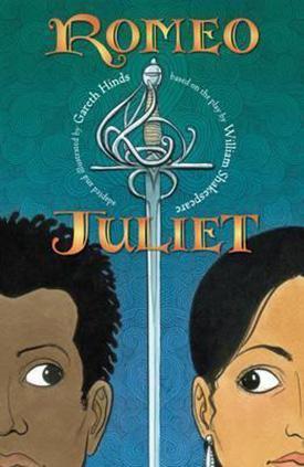 Romeo and Juliet graphic novel adaptation