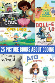 25 Best Picture Books About Coding for Kids