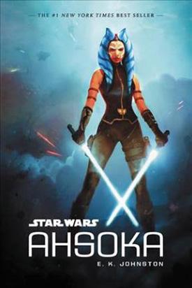 Star Wars Books for Teens: Ahsoka