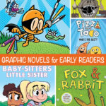 Best Graphic Novels for Early Readers