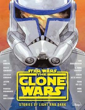 Star Wars Clone Wars books for kids