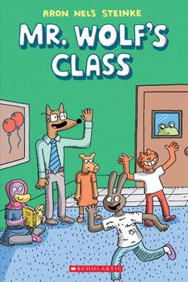 Mr Wolfs Class graphic novel