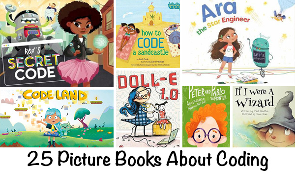Picture Books about Coding